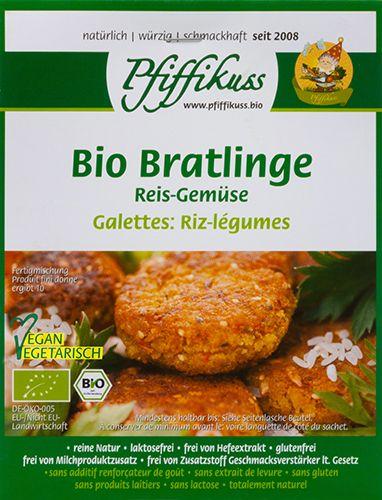 Reis Bratling, Gemüse, Risotto