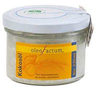 Kokosöl oleofactum