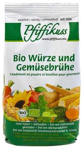 Bio Würze und Gemüsebrühe Nachfüllpack 450g