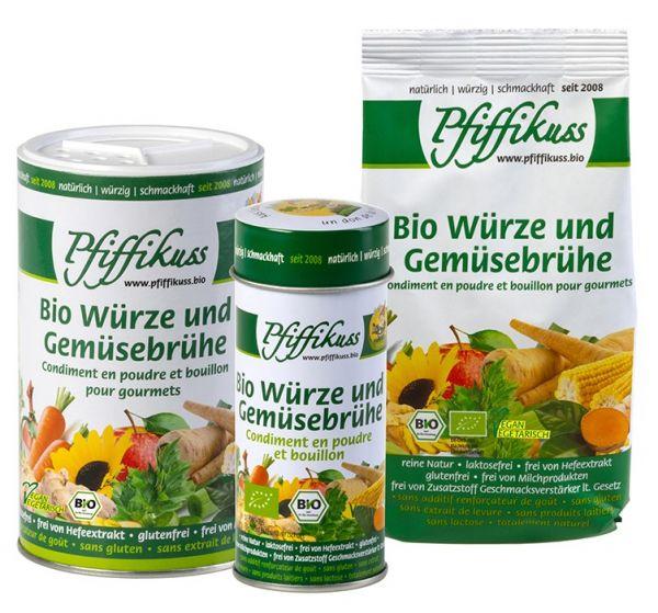 Messeflitzer Gemüsebrühe