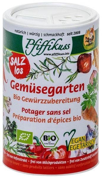 Bio Gewürzmischung Gemüsegarten ohne Salz 60g