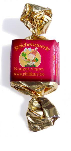 Reichenauerle Nougat vegan 1 Stück