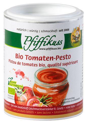 Bio Tomaten Pesto 100g Dose